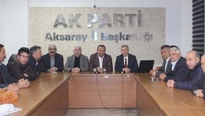 Başkan Tahmazoğlu, Siyaset Akademisinde