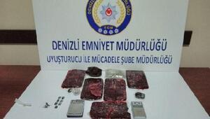 Denizlide uyuşturucu ticaretine 8 tutuklama