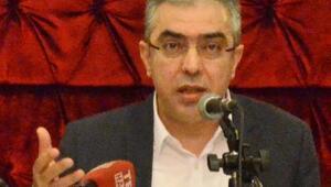 Anayasa değişikliği tanıtım grubu İzmirde konuştu