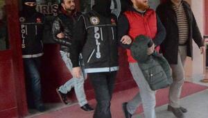 Karabükte uyuşturucuya 2 tutuklama