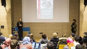 AGÜ Mimarlık Fakültesi'nde Çalıştay