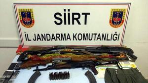 Siirtte PKK/KCK Operasyonu: 4 gözaltı