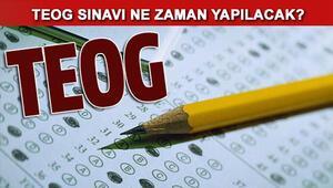 TEOG sınavı ne zaman yapılacak