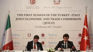 Bakan Zeybekci: Türkiye ve İtalyayı yan yana getirebilmek son derece önemli