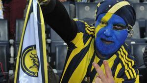 Fenerbahçe - Krasnodar maçından fotoğraflar