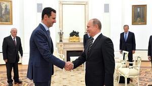 Mistura: Rusya, Esad'dan saldırıları durdurmasını istedi