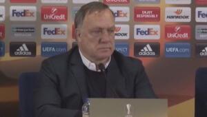 Fenerbahçe Teknik Direktörü Dick Advocaattan önemli açıklamalar