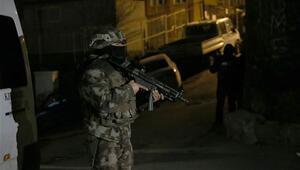 İstanbul'da son dakika DHKP-C operasyonu