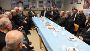 Başkan Altepe, Kent Konseyi gönüllüleriyle buluştu
