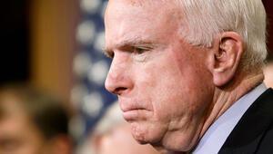 ABDli senatör McCain Türkiyeye gelmeden önce gizlice...