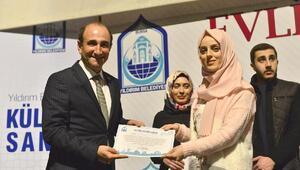 Yıldırım'da 186 kursiyer evlilik ve aile okulu sertifikası aldı