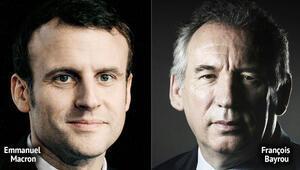 MoDem Lideri Bayrou, Macron'u destekleyecek