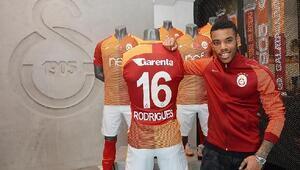 Rodrigues:PAOKta Igor Tudor ile beraber çalıştım, çok güzel bir tecrübeydi