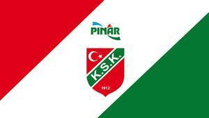 Pınar Karşıyaka, Beşiktaş Sompo Japanla eşleşti