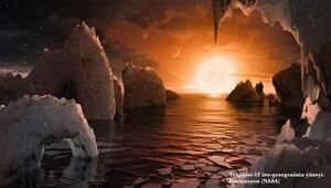 NASA Dünya benzeri 7 yeni gezegen keşfetti
