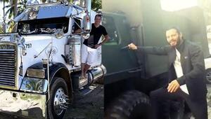 Avatar Atakandan Acuna kamyonetli gönderme
