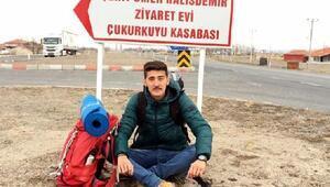 Kahramanın ailesinden izin almak için 1600 kilometrelik yolculuk