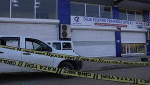 Siverekte DEDAŞ araçlarına ve fatura ödeme merkezine ateş açıldı