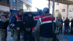 Elazığda PKK ve FETÖ/PDY operasyonları