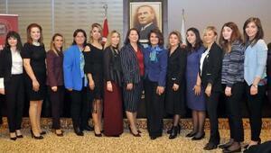 Gaziantepte, kadın girişimciler toplandı