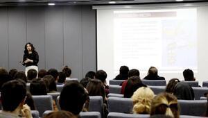 HKÜde Erasmus toplantısı