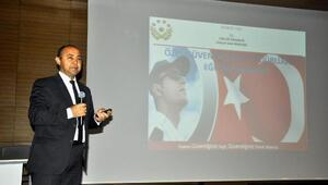 Manavgatta özel güvenlik semineri