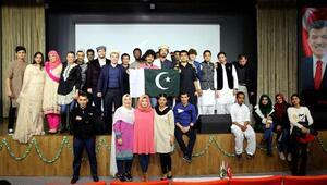 AGÜ'de Pakistan Günü