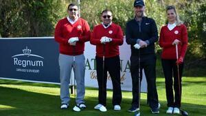Antalyaspor Başkanı Öztürk, Regnum Carya Pro-Am Golf Turnuvasında