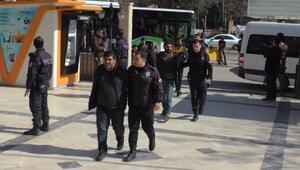 Viranşehir'deki terör saldırısının 30 şüphelisi adliyede