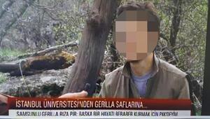 Samsunlu üniversiteli kıza, PKK üyeliğinden 6 yıl 3 ay hapis
