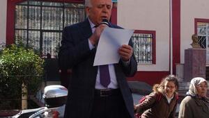 CHP, Altıeylül Ortaokulunun AVMye dönüştürüleceği iddiasını gündeme getirdi.