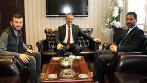 Emniyet Müdürü Aksoy: Sivas huzurlu bir şehir