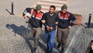 Soğuk hava deposunu kundaklayan genç tutuklandı