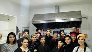 İspanya mutfağını öğrendiler