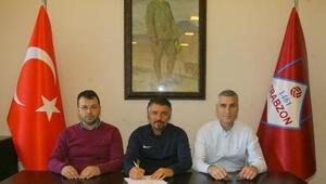 1461 Trabzon teknik direktör Kural ile 1.5 yıllık sözleşme imzaladı