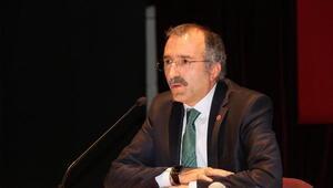 Burdurda cumhurbaşkanlığı sistemi konferansı