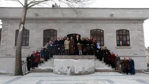 Palancıoğlu, Kadın Kültür Merkezini, Talaslı kadınlara tanıttı