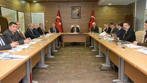 Denizlide Yatırım Destek ve Tanıtım Stratejisi toplantısı yapıldı