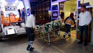 El Babda 1 Türk ve 10 ÖSO askeri yaralandı