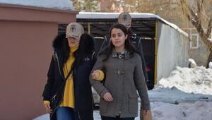 Şemdinlide görev yapan kadın hakım FETÖden tutuklandı
