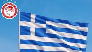 Olympiakostan tepki çeken paylaşım Maçtan sonra...