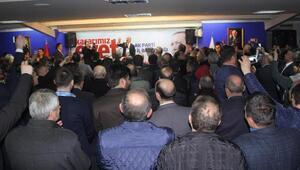 Bakan Soylu, Erzurumda Kılıçdaroğluna: Adamlarını derle topla, terör örgütünün propagandasını yapmasınlar (2)