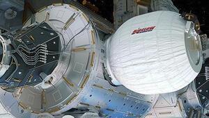 SpaceXin Dragon mekiği Uluslararası Uzay İstasyonuna vardı