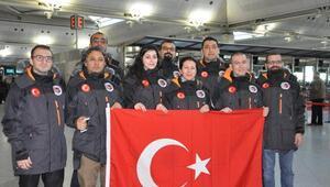 Türk Bilim Heyeti Antarktikaya gitti
