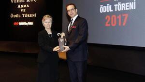 16. Vehbi Koç Ödülünün sahibi Prof. Dr. Zeynep Ahunbay oldu