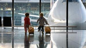 Çocuk dostu havalimanları
