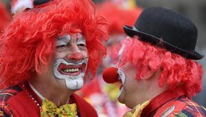 Almanya'da karnaval heyecanı dorukta
