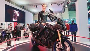 Bana motosikletini söyle...