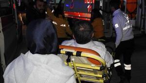 Emekli emniyet müdürü kavga ettiği kişiyi vurdu, kendi silahıyla yaralandı