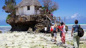 Burası ne ev, ne de ada Herkes buraya akın ediyor...